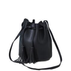Classique/Les déplacements/Couleur unie/Style bohémien Sacs fourre-tout/Sac en bandoulière/Bolsas de cubo