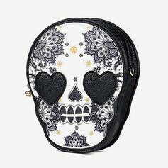 Les déplacements/Couleur d'épissure/l'Halloween/Crâne Sacs à bandoulière/Sac en bandoulière/Portefeuilles et Bracelets/Sacs Hobo