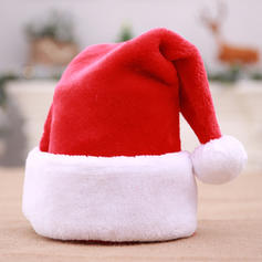 Noël joyeux Noël Père Noël Tissu Chapeaux de noël