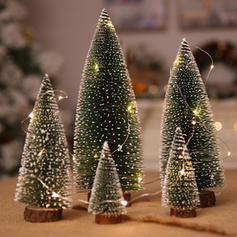 Noël joyeux Noël Dessus de la table Plastique Sapin de Noël