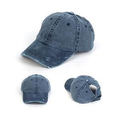 Men's/Unisex/Women's Simple Cotton Baseball Caps