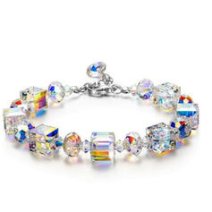 Shining Beautiful Alloy Crystal Bracelets