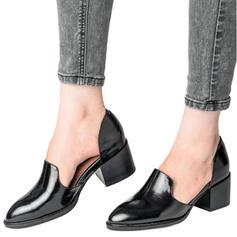 Femmes Similicuir Talon bottier Escarpins chaussures