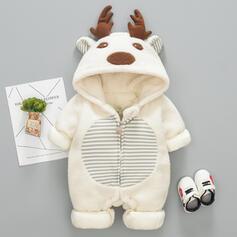 bébé Noël Cerf Faune Avant-gardiste Coton Une pièce