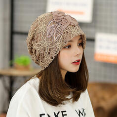 Women's Classic/Simple/Charming Cotton With Tassels Turban Hat