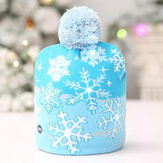 Noël joyeux Noël Tricot Chapeaux de noël