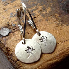 Fashionable Classic Charming Artistic Delicate Alloy With Minimalist Women's Earrings