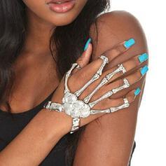 Squelette l'Halloween Alliage Bracelets