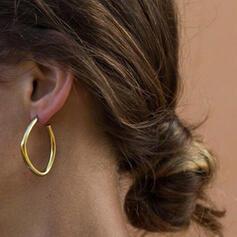 Fashionable Vintage Boho Alloy With Minimalist Women's Ladies' Unisex Earrings