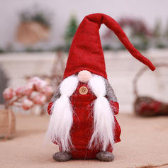 Noël Gnome joyeux Noël Tissu non tissé Ornements de noël Gnome