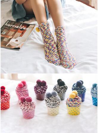 Colorful aux femmes Chaussettes