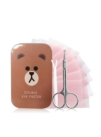 (set of 500) Transparent Simple Double Eyelid Sticker