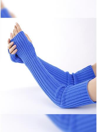 Couleur unie/Crochet mode/simple/Confortable Gants