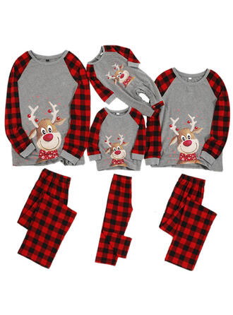 Plaid Family Matching Christmas Pajamas
