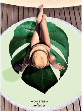 Country style attrayant serviette de plage