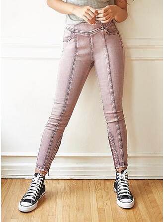 Patchwork Sexy Ancien Jeans