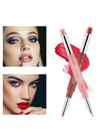 Mat Rouges à lèvres Crayon à lèvres avec boîte