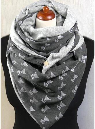 Faune/Empreinte d'animal Châles/mode/Confortable Écharpe/Wraps