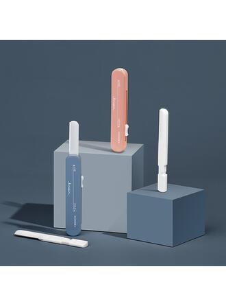 Classique PVC Pinces à épiler et outils pour sourcils avec Sac en PVC