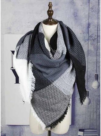 Plaid/Couture mode/simple/Chaud Écharpe