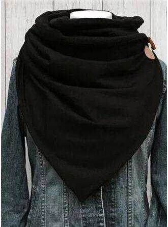 Couleur unie/Imprimé mode/Confortable Écharpe
