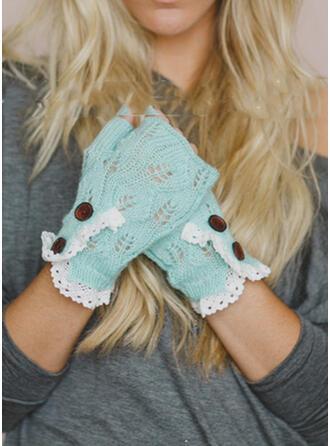 Creux/Crochet attrayant/Boho/Confortable Gants