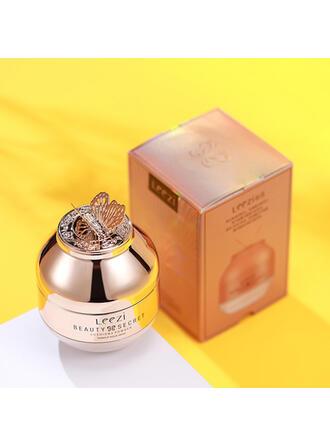 2 couleurs Classique Plastique Poudre Crème BB & CC avec boîte