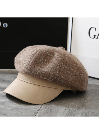 Women's Classic/Simple/Charming Cotton With Tassels Beret Hats