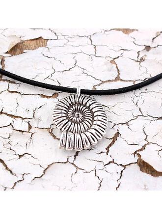 Beautiful Stylish Boho Seashell Alloy With Shell Women's Ladies' Girl's Necklaces