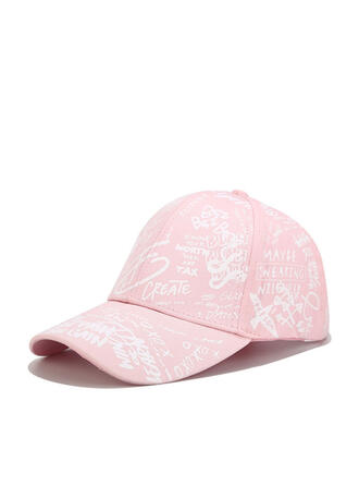 Women's Classic/Simple/Charming Cotton With Tassels Baseball Caps